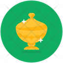Gold Box Gold Container Treasure Box Icon