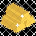Gold Bricks Ambulance Icon