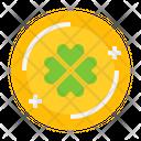 I Gold Coin Gold Coin Coin Icon