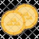 Gold Coin Coin Cash Icon