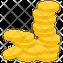 Gold Coins Rare Coins Coins Icon