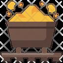 Gold Conveyor Gold Mining Conveyor Icon