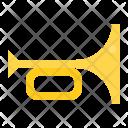Gold Horns Soccer Icon
