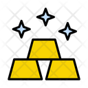 Ingot Gold Brick Icon