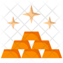 Gold Ingots Icon