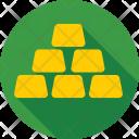 Gold Ingots Reserve Icon