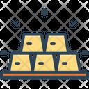 Gold Ingots Gold Ingot Icon