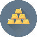 Gold Ingots Icon