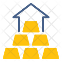 Gold Investment Upp Icon