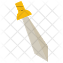 Gold Jambiya Gold Dagger Gold Weapon Icon