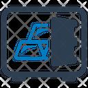 Gold locker Icon