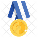 Gold Medal Gold Medal Icon