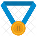 Second Place Sport Icon