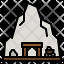 Gold Mining Icon