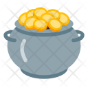 Gold Pot Icon