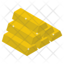 Asset Capital Gold Icon