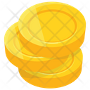 Coins Coin Stack Icon