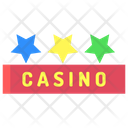 Casino Board Gambling Icon