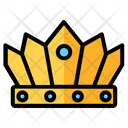 Golden Crown Icon