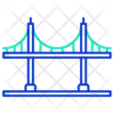 Golden Gate Icon