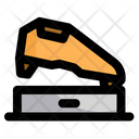 Golden Shoes Icon