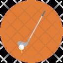 Golf Stick Ball Icon