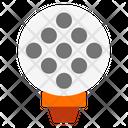 Golf Game Ball Icon