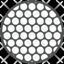 Golf Bll Ball Icon