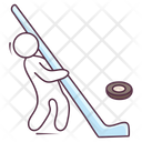 Golf Golf Stick Sports Accessory Icon