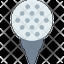 M Golf Icon
