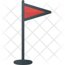 Golf Hole Fittness Icon