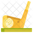 Golf Olympic Game Goal Icon