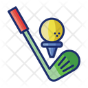 Golf Ball Spports Icon