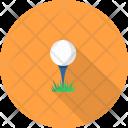 Golf Ball Sport Icon