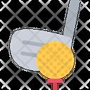 Golf Game Sport Icon