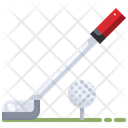 Golf Golf Stick Golf Ball Icon