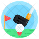 Game Golf Golf Game Icon