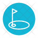 Golf Accessories Club Icon