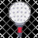 Golf Ball Play Icon