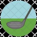 Golf Club Stick Icon