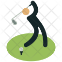 Club Golf Course Icon