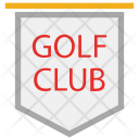 Golf Club Information Icon