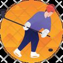 Golf Olympics Game Golf Tournament Icon
