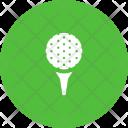 Golf Ball Pin Icon