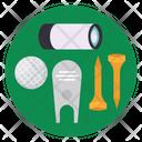 Golf Accessories Icon