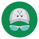 Golf Accessories Icon
