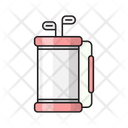 Golf Bag Carry Icon