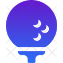 Golf Ball Golf Game Icon