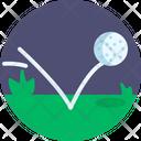 Golf Ball Golfing Icon