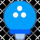 Golf Ball Ball Golf Icon